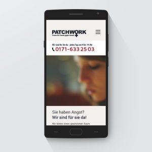 Website mobil